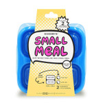 Goodbyn Small Meal with 2 little Dippers - Neon Blue | 855705005658