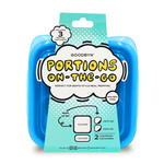 Goodbyn Portions On -The -Go - Neon Blue   855705005771