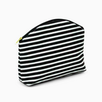 Logan and Lenora Toiletry Pouch Audrey Stripe