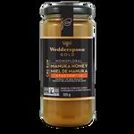 Wedderspoon Gold Raw Monofloral Manuka Honey KFactor 16 325g| 814422021495