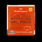 Wedderspoon Raw Monofloral Manuka Honey KFactor 16 24 Pack | 814422020931