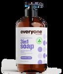 Everyone Soap 3in1 Lavender + Aloe with Calendula, Chamomile and Aloe Vera 946mL   636874220284