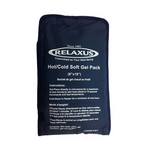 """Relaxus Replacement Hot & Cold Gel Packs - 6"""" x 18""""   L1632 UPC 628949116325"""