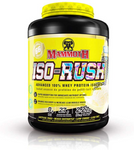 Mammoth Iso-Rush Vanilla Ice Cream 5 lb | 625486102552