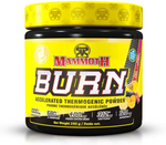 Mammoth Burn 240g (60 Serve) - Fruit Punch | 625486103412