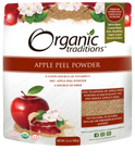 Organic Traditions Apple Peel Powder 100g | 627733010405