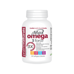 Prairie Naturals Max Omega 3 Force 30 Softgels |  067953006855