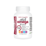 Prairie Naturals Max Omega 3 Force 60 Softgels | 067953006862