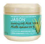Jason Soothing 84% Aloe Vera Pure Natural Moisturizing Creme 113g | 078522040026
