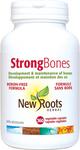 New Roots Herbal Strong Bones Boron-Free Formula 360 Veg Caps | 628747117234