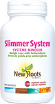 New Roots Herbal Slimmer System 120 Veg Capsules | 628747112147