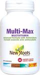 New Roots Herbal Multi-Max Multivitamin 60 Veg Capsules   628747112352