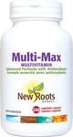 New Roots Herbal Multi-Max Multivitamin 240 Veg Capsules   628747109642