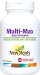 New Roots Herbal Multi-Max Multivitamin 120 Veg Capsules   628747109635