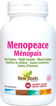 New Roots Herbal Menopeace 60 Veg Capsules | 628747102322
