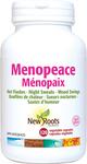 New Roots Herbal Menopeace 120 Veg Capsules | 628747109482