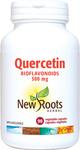 New Roots Herbal Quercetin Bioflavonoids 500mg 90 Veg Capsules | 628747111423
