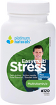 Platinum Naturals Easymulti Stress - Multivitamin for Men 120 Softgels | 773726031299