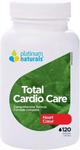 Platinum Naturals Total Cardio Care - Comprehensive Formula for Heart 120 Softgels | 773726032203
