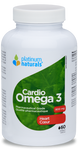 Platinum Naturals Cardio Omega 3 800mg - Pharmaceutical Grade for Heart 60 Softgels| 773726071011