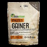 Iron Vegan Athlete's Gainer Natural Vanilla 4.5kg | 837229008001