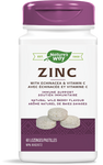 Nature's Way Zinc with Echinacea & Vitamin C Natural Wild Berry Flavour 60 Lozenges | 033674305393