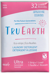 Tru Earth Eco-Strips Laundry Detergent for Baby 32 Loads | 899962000025
