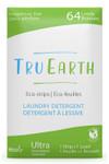 Tru Earth Eco-Strips Laundry Detergent Fragrance-Free 64 Loads   899962000063