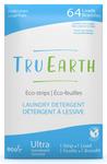 Tru Earth Eco-Strips Laundry Detergent Fresh Linen 64 Loads | 899962000056