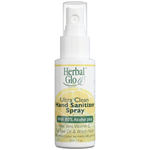 Herbal Glo Ultra Clean Hand Sanitizer Spray 60mL | 063151410388