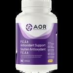 AOR P.E.A.k Antioxidant Support 400mg 90 Capsules
