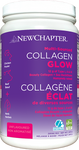 New Chapter Multi-Sourced Collagen Glow Drink Mix Unflavoured 246g | 727783100955