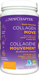 New Chapter Multi-Sourced Collagen Move Drink Mix Unflavoured 210g   727783101181