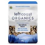 Left Coast Organics Organic Raw California Walnuts 180g   625691220041