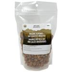 Left Coast Organics Organic Almonds - Dry Roasted Unsalted 800g | 625691210288