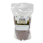 Left Coast Organics Organic Tamari Roasted Almonds 800g   625691210059