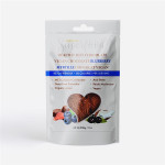 Auraluv Superfood Healthy Hot Chocolate 200g - Vegan Blueberry   0632016374938