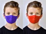Brave Face Skeena Organic Reusable Face Mask for Kids