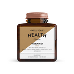Well Told Health Vitamin D | 628110105080