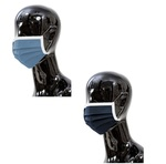 Mobb Reusable & Washable Earloop Face Masks   WFMASKNN, WFMASK