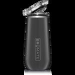 BrüMate Champagne Flute 12oz - Charcoal | 748613303735