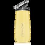BrüMate Champagne Flute 12oz - Daisy | 748613301540