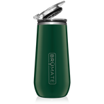 BrüMate Champagne Flute 12oz - Emerald Green | 748613302066