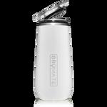 BrüMate Champagne Flute 12oz - Ice White | 748613301830