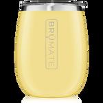 BrüMate Uncork'D XL Wine Tumbler 14oz - Daisy | 748613307177