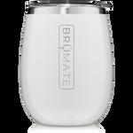 BrüMate Uncork'D XL Wine Tumbler 14oz - Ice White | 748613307214