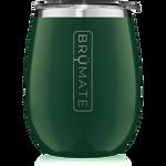 BrüMate Uncork'D XL Wine Tumbler 14oz - Emerald Green | 748613301854