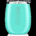 BrüMate Uncork'D XL Wine Tumbler 14oz - Aqua | 748613306484