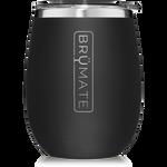 BrüMate Uncork'D XL Wine Tumbler 14oz - Matte Black | 748613307207