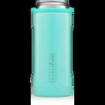 BrüMate Hopsulator Slim 12oz Slim Can - Aqua | 748613303728